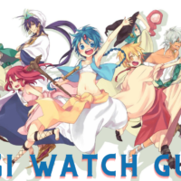 Magi Watch Order - The Complete Guide on How to Watch Magi